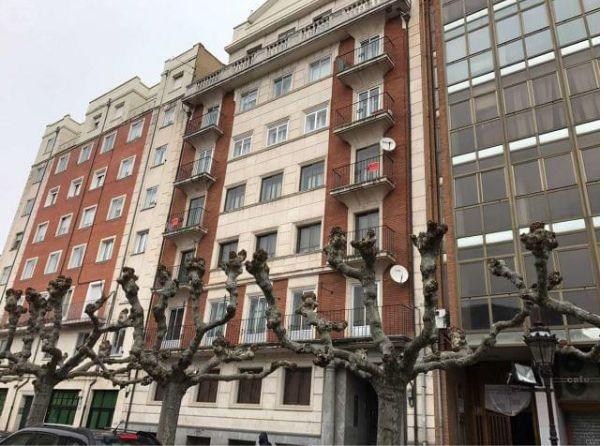 Piso en venta en Burgos, Burgos, Calle Martinez del Campo, 390.000 €, 6 habitaciones, 2 baños, 163 m2