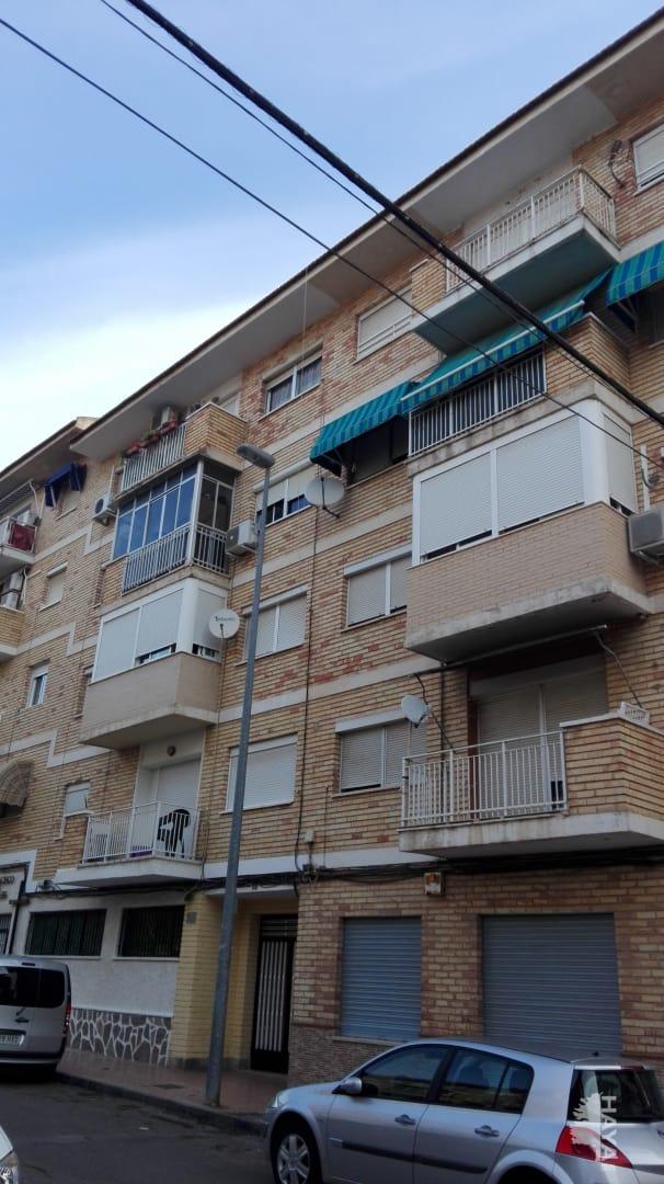 Piso en venta en Diputación de San Antonio Abad, Cartagena, Murcia, Calle Alhucemas, 73.833 €, 3 habitaciones, 1 baño, 100 m2