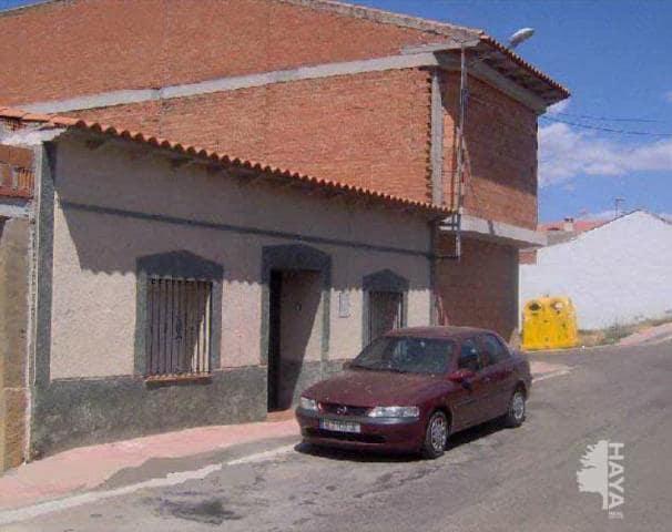 Casa en venta en Porzuna, Ciudad Real, Calle Isabel la Catolica, 65.700 €, 3 habitaciones, 1 baño, 191 m2