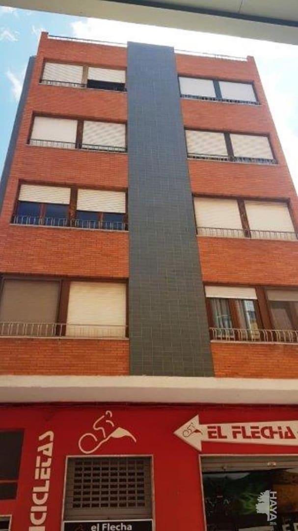 Piso en venta en Villena, Alicante, Calle Sancho Medina, 46.400 €, 3 habitaciones, 1 baño, 83 m2
