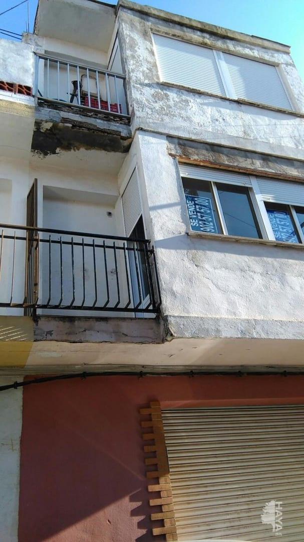 Piso en venta en Grupo San Lorenzo, Castellón de la Plana/castelló de la Plana, Castellón, Calle Vistabella, 50.700 €, 2 habitaciones, 1 baño, 71 m2