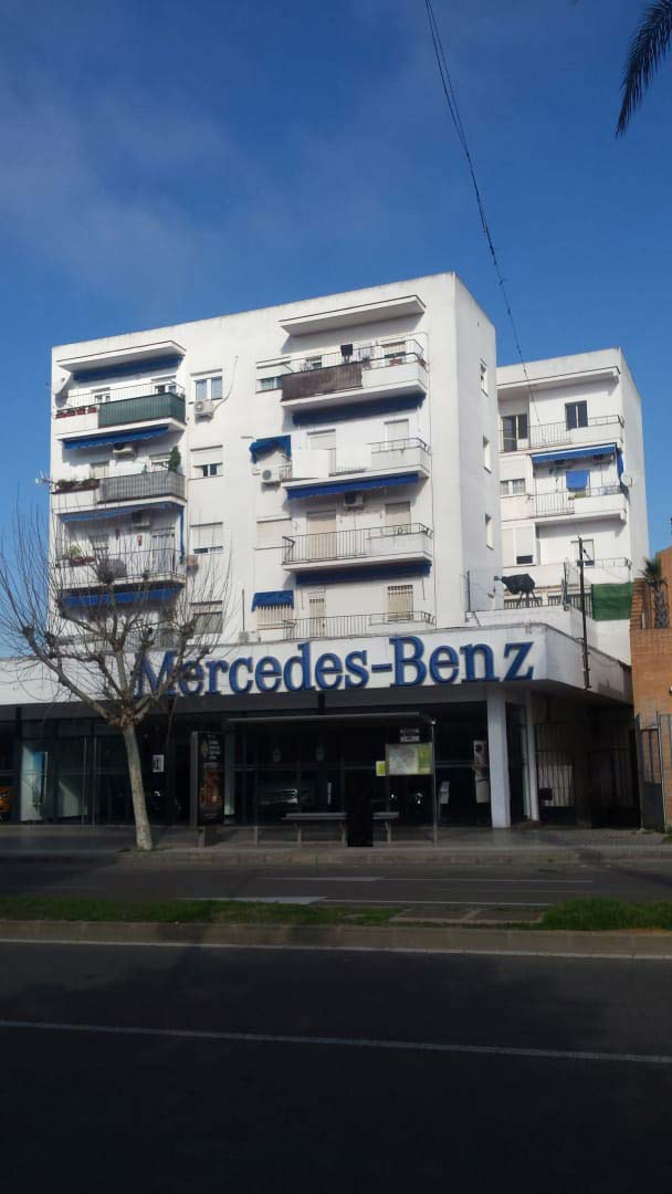Piso en venta en Mérida, Badajoz, Avenida Juan Carlos I, 82.600 €, 3 habitaciones, 1 baño, 76 m2