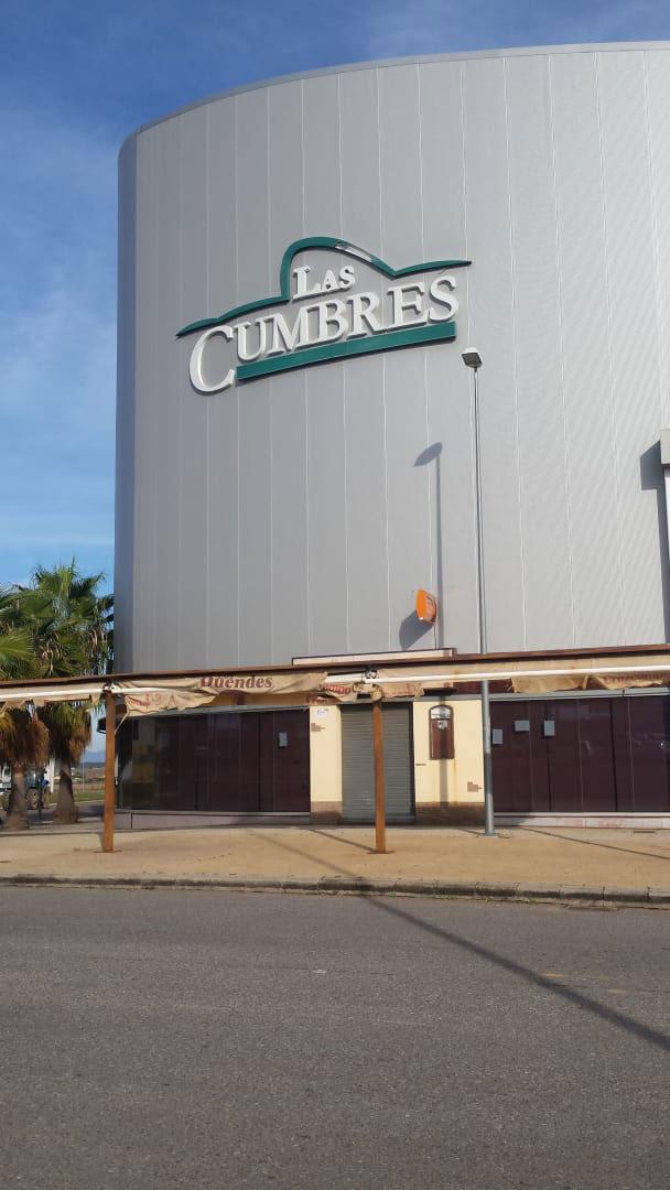 Local en venta en Don Benito, Badajoz, Calle Centro de Ocio la Cumbres, 201.100 €, 312 m2