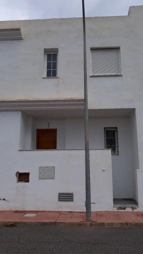 Casa en venta en El Almendral, Gérgal, Almería, Calle Cruz de Mayo, 123.496 €, 3 habitaciones, 1 baño, 169 m2