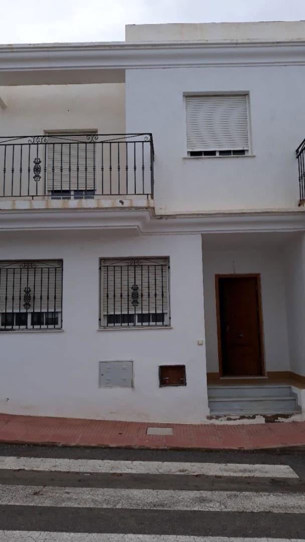 Casa en venta en El Almendral, Gérgal, Almería, Calle Cruz de Mayo, 104.629 €, 4 habitaciones, 1 baño, 187 m2