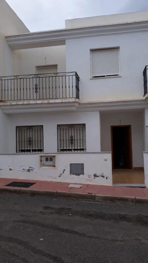 Casa en venta en Oliveros, Gérgal, Almería, Calle Cruz de Mayo, 104.629 €, 4 habitaciones, 1 baño, 187 m2
