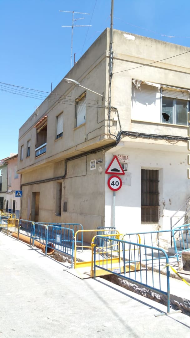Casa en venta en Pedralba, Pedralba, Valencia, Calle Acequia, 69.000 €, 6 habitaciones, 1 baño, 288 m2