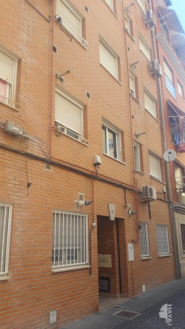 Piso en venta en Barrio de Santa Maria, Talavera de la Reina, Toledo, Calle Ferrocarril, 84.000 €, 3 habitaciones, 1 baño, 88 m2