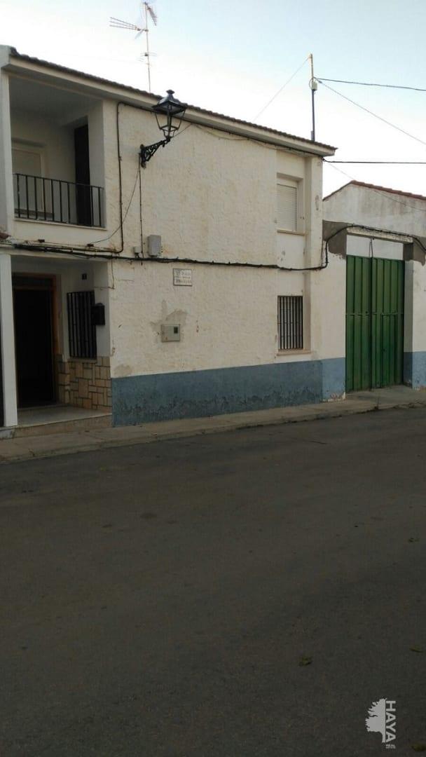 Casa en venta en Horcajo de Santiago, Cuenca, Plaza Inmaculada, 63.655 €, 3 habitaciones, 2 baños, 183 m2