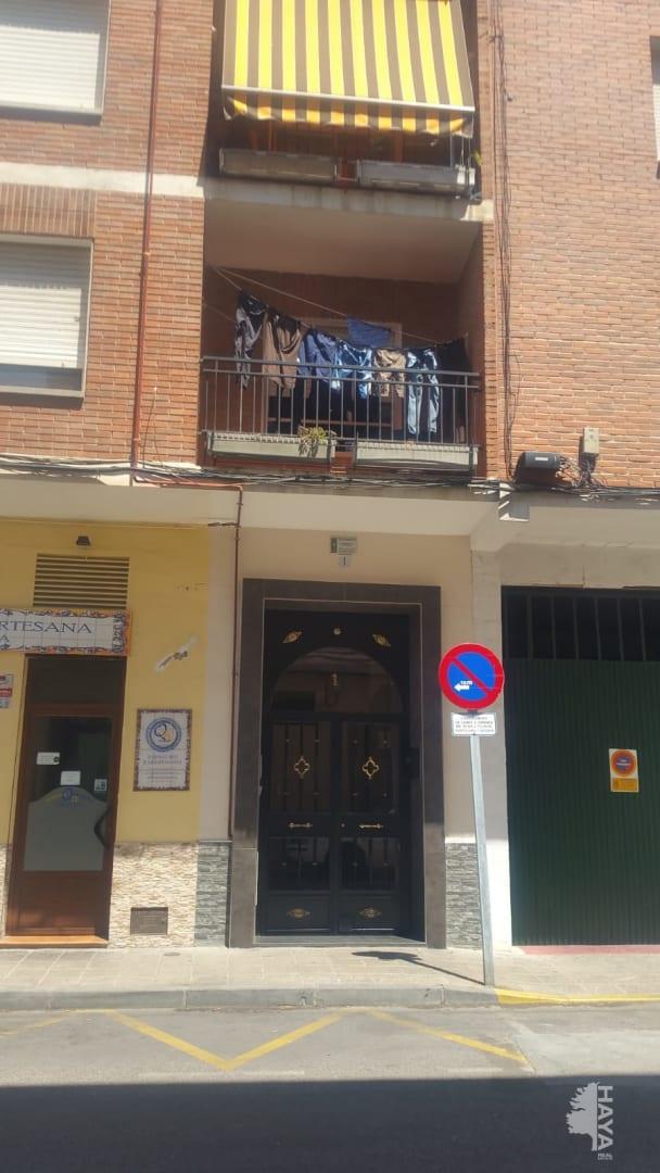 Piso en venta en Barrio de Santa Maria, Talavera de la Reina, Toledo, Calle San Juan Bautista la Salle, 38.745 €, 3 habitaciones, 1 baño, 100 m2