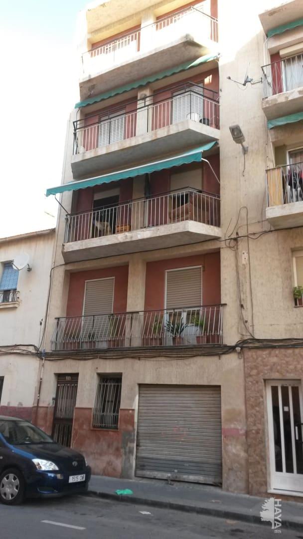 Piso en venta en Carrús Est, Elche/elx, Alicante, Calle Antonio Gomis Vicente, 34.200 €, 3 habitaciones, 1 baño, 90 m2