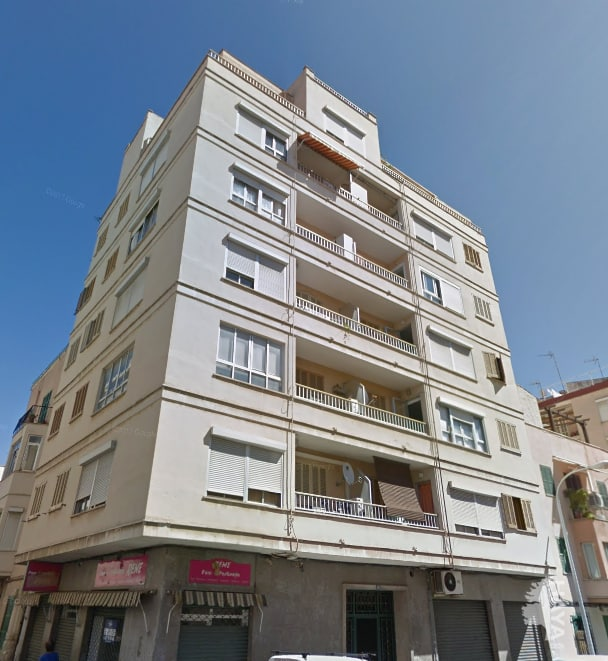 Piso en venta en Palma de Mallorca, Baleares, Calle Bartolomé Torres, 127.607 €, 3 habitaciones, 1 baño, 93 m2