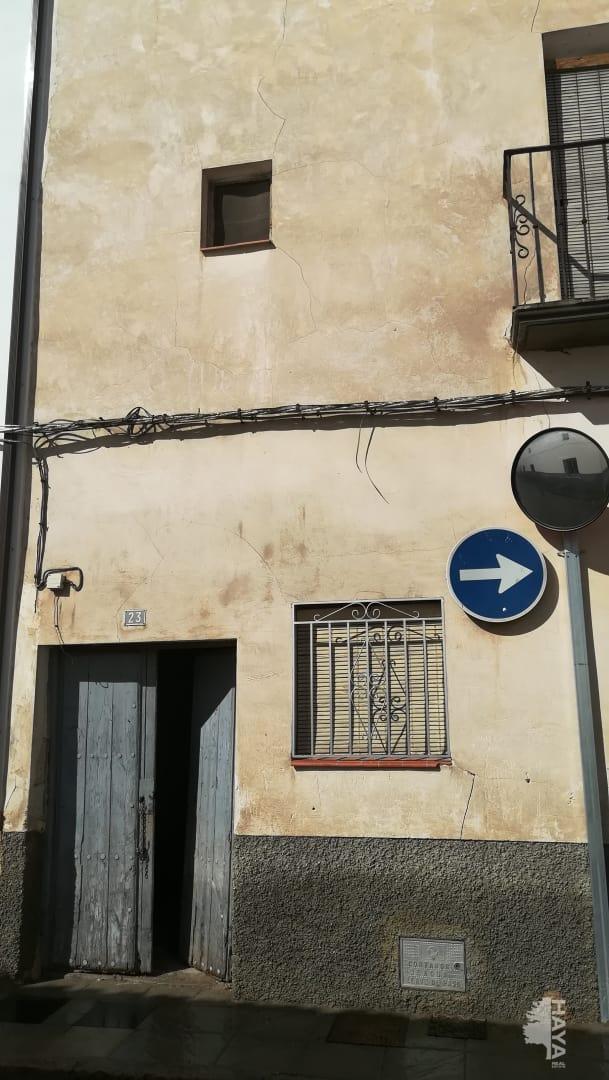 Casa en venta en Huéscar, Granada, Calle Santiago, 19.287 €, 3 habitaciones, 1 baño, 89 m2