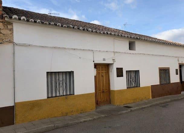 Casa en venta en Viso del Marqués, Viso del Marqués, españa, Calle Puerta Granada, 27.600 €, 4 habitaciones, 1 baño, 170 m2