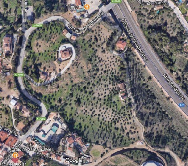 Suelo en venta en Málaga, Málaga, Camino del Colmenar, 4.250.000 €, 53000 m2