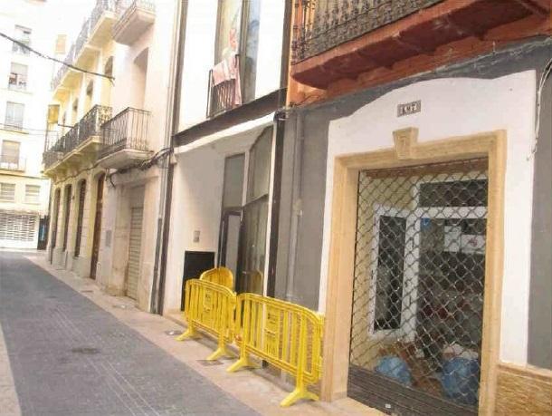 Local en venta en Vinaròs, Castellón, Calle San Vicente, 39.000 €, 33 m2