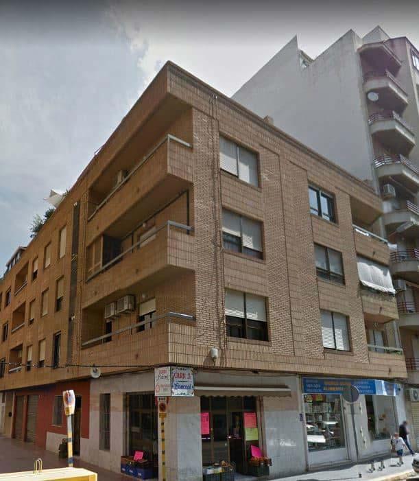 Piso en venta en La Cantera, Sagunto/sagunt, Valencia, Calle Benavites, 99.500 €, 4 habitaciones, 2 baños, 145 m2