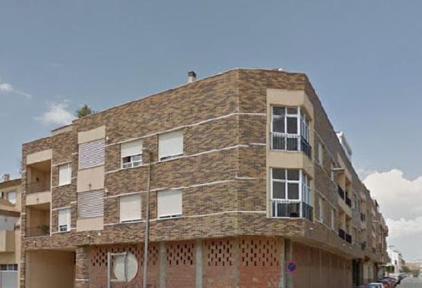 Piso en venta en Las Esperanzas, Pilar de la Horadada, Alicante, Calle Villajoyosa, 127.000 €, 3 habitaciones, 2 baños, 125 m2