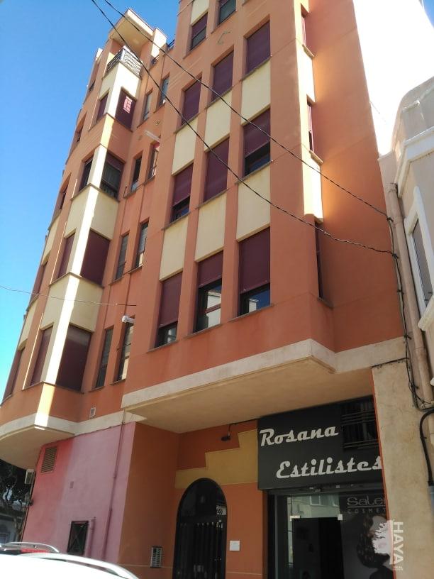 Piso en venta en Burriana, Castellón, Calle Calderón de la Barca, 79.892 €, 3 habitaciones, 2 baños, 114 m2