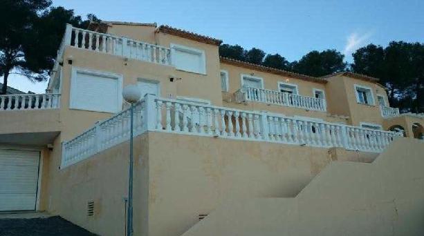 Casa en venta en Calpe/calp, Alicante, Calle Corralet, 112.000 €, 2 habitaciones, 2 baños, 93 m2