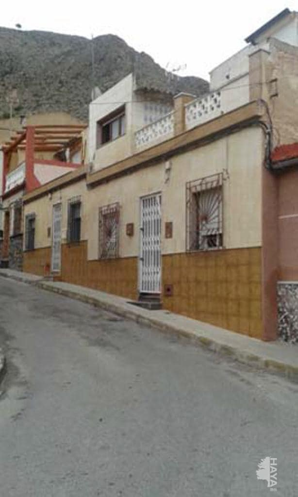 Casa en venta en Rabaloche, Orihuela, Alicante, Calle San Antonio de Padua, 44.800 €, 4 habitaciones, 1 baño, 117 m2