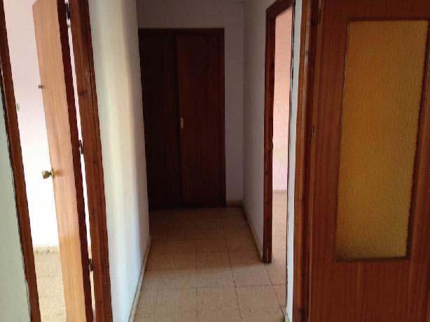 Piso en venta en Piso en Villarrobledo, Albacete, 41.517 €, 4 habitaciones, 1 baño, 109 m2
