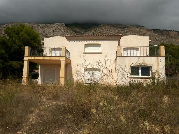 Casa en venta en Altea, Alicante, Calle la Llebre, 382.707 €, 3 habitaciones, 3 baños, 425 m2