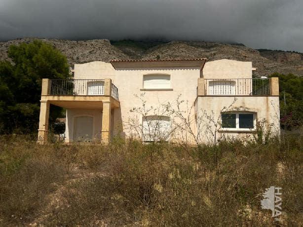 Casa en venta en Altea, Alicante, Calle la Llebre, 425.230 €, 3 habitaciones, 3 baños, 425 m2