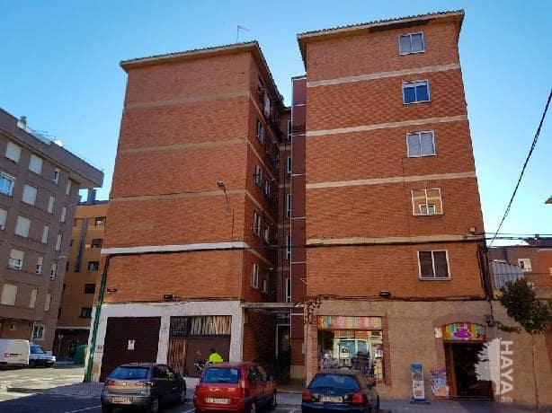 Piso en venta en Palencia, Palencia, Calle Manuel de Falla, 42.442 €, 3 habitaciones, 1 baño, 63 m2