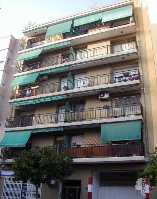 Piso en venta en Valencia, Valencia, Avenida Burjassot, 146.500 €, 4 habitaciones, 2 baños, 120 m2