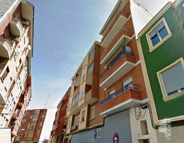 Piso en venta en La Magdalena, Zaragoza, Zaragoza, Calle Jaca, 57.600 €, 3 habitaciones, 1 baño, 80 m2