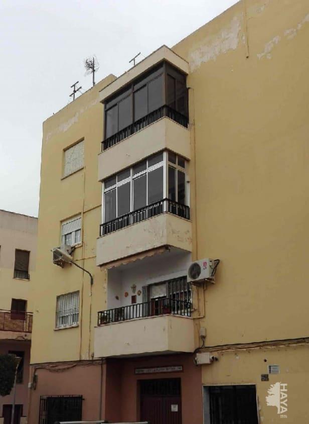 Piso en venta en Villa Blanca, Almería, Almería, Calle Teruel, 39.600 €, 3 habitaciones, 1 baño, 80 m2