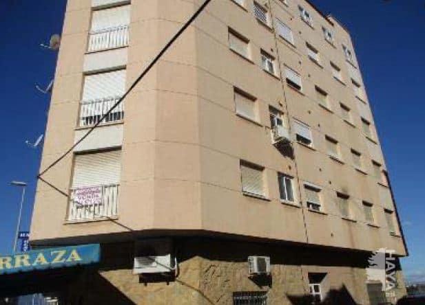 Piso en venta en Burriana, Castellón, Calle Sant Andreu, 79.700 €, 4 habitaciones, 2 baños, 117 m2