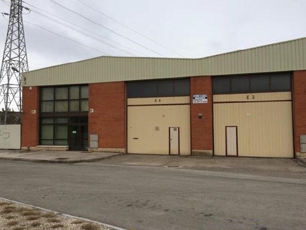 Industrial en venta en Barrio Juan Pablo Ii, Burgos, Burgos, Avenida Constitución Española, 222.500 €, 621 m2
