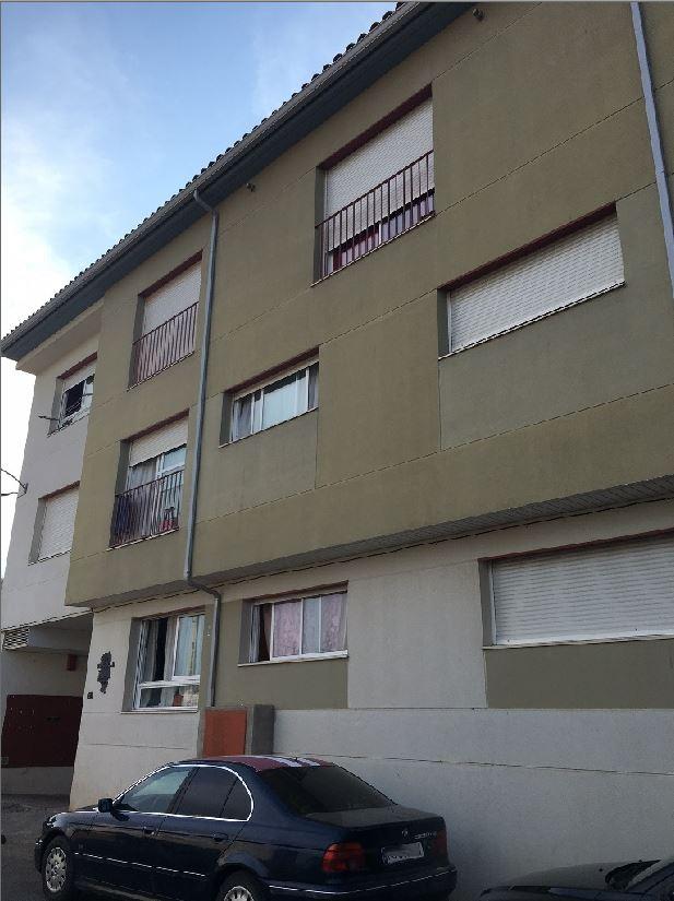 Piso en venta en Ricla, Zaragoza, Calle Camino San Pedro, 41.314 €, 2 habitaciones, 1 baño, 76 m2