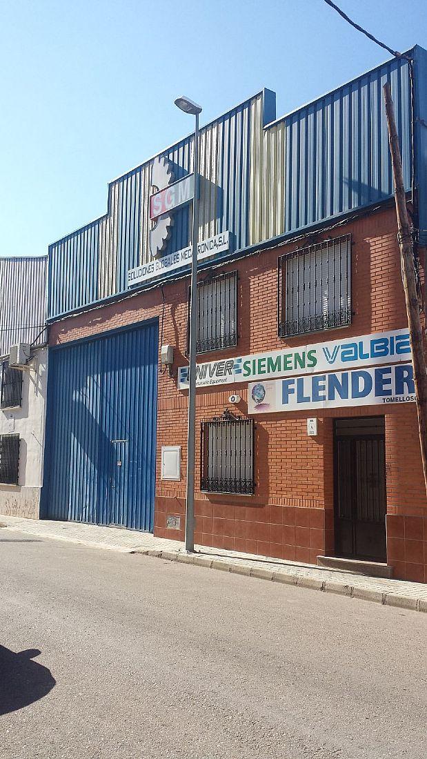 Industrial en venta en Tomelloso, Ciudad Real, Calle Peñarroya, 165.000 €, 750 m2