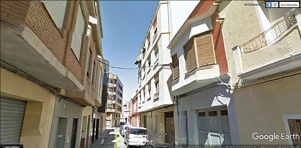Piso en venta en Burriana, Castellón, Calle El Cid, 37.500 €, 4 habitaciones, 2 baños, 114 m2