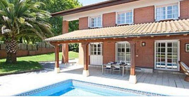 Casa en alquiler en Hondarribia, Guipúzcoa, Calle Jaizubia Auzoa, 5.595 €, 5 habitaciones, 4 baños, 524 m2