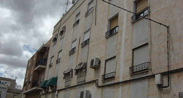 Piso en venta en Aspe, Alicante, Calle Jorge Juan, 23.900 €, 3 habitaciones, 1 baño, 78 m2