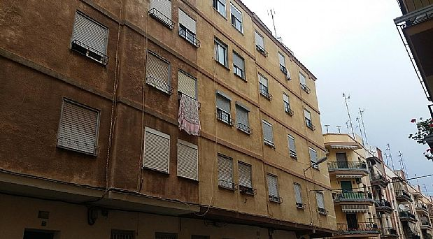 Piso en venta en Burriana, Castellón, Calle Capita Cortes, 19.900 €, 3 habitaciones, 1 baño, 72 m2