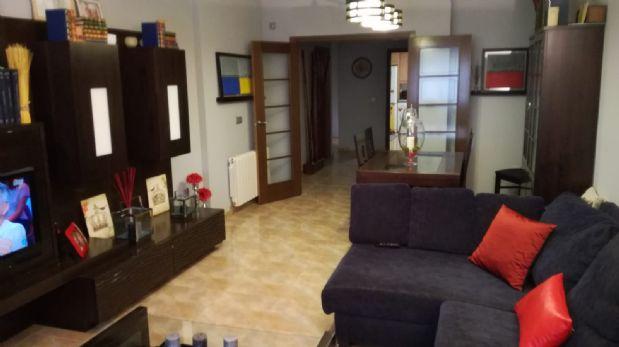 Piso en venta en Argamasilla de Alba, Ciudad Real, Calle General Aguilera, 99.950 €, 3 habitaciones, 2 baños, 150 m2