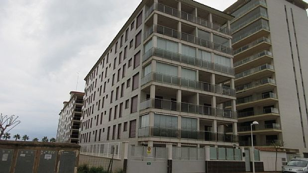 Piso en venta en Oropesa del Mar/orpesa, Castellón, Calle Rafael Alberti -edificio Vila D`orpesa X - Torre de la Sal, 90.000 €, 2 habitaciones, 2 baños, 60 m2