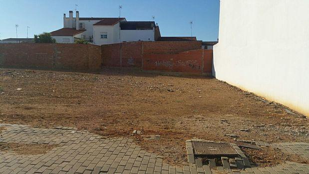 Suelo en venta en Villanueva de la Serena, Badajoz, Calle Antonio Guisado Tapia, 126.000 €, 313 m2