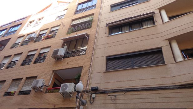 Piso en venta en Centro, Alicante/alacant, Alicante, Calle Garcia Morato, 97.000 €, 1 habitación, 1 baño, 60 m2