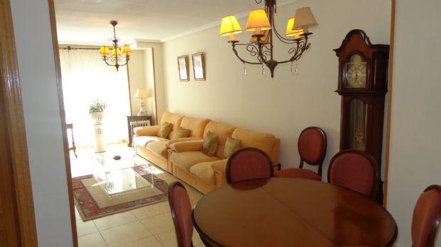 Piso en alquiler en Mercado, Alicante/alacant, Alicante, Calle Padre Mariana, 650 €, 3 habitaciones, 2 baños, 120 m2