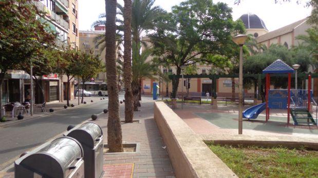 Piso en venta en Mercado, Alicante/alacant, Alicante, Calle Padre Mariana, 115.500 €, 4 habitaciones, 2 baños, 110 m2