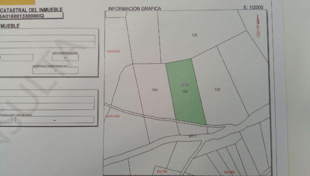 Suelo en venta en Navaluenga, Ávila, Polígono 16 Parcela, 15.900 €, 4706 m2