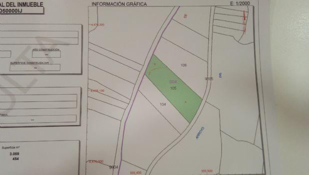 Suelo en venta en Navaluenga, Ávila, Poligono 4 Parcela, 19.900 €, 3514 m2