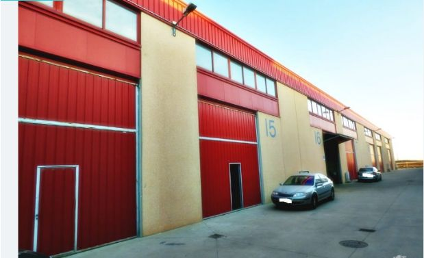 Industrial en venta en Noblejas, Toledo, Carretera N-400 Kilometro 57, 108.765 €, 266 m2