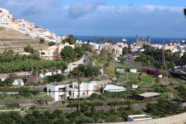 Casa en venta en San Roque, la Palmas de Gran Canaria, Las Palmas, Calle Farnesio, 478.000 €, 7 habitaciones, 3 baños, 400 m2